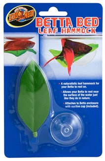 Betta Fish Toy Hammock
