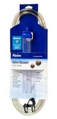The aquarium Siphon - tool 2 of 10 for every betta fish owner